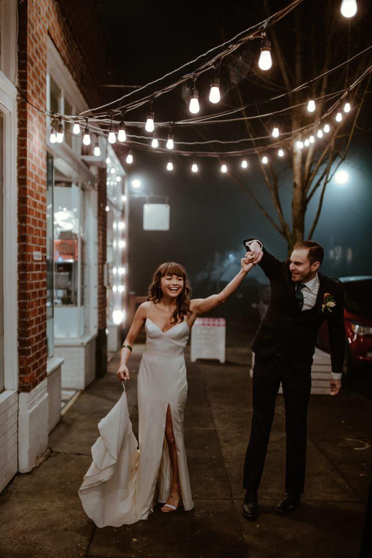 Creative Los Angeles Wedding Photographer