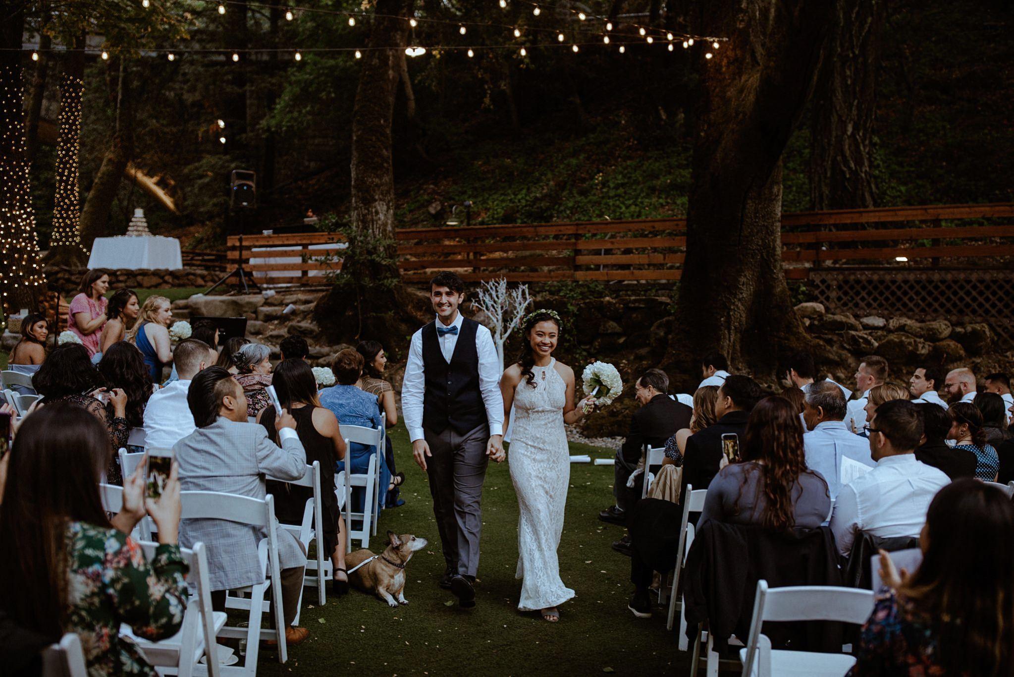 Redwood Wedding Photography