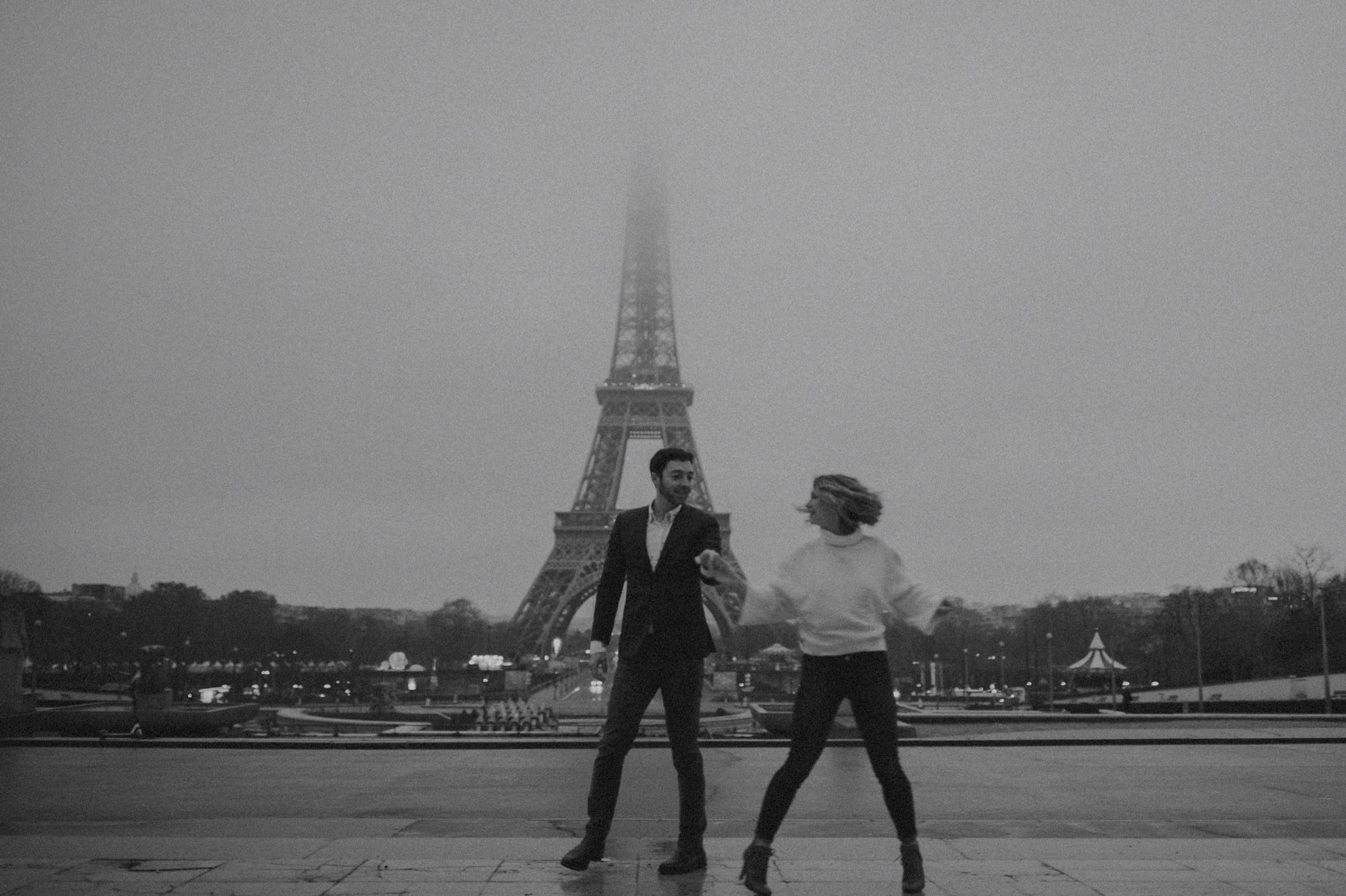 Paris Engagement Session