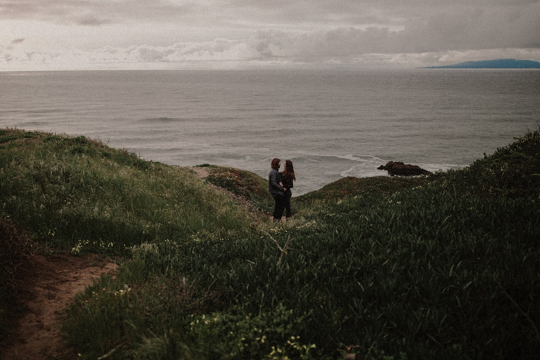 Sutro Baths Couples Session